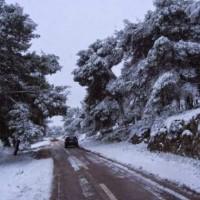 """Από Τετάρτη φορά τα """"λευκά"""" της, Αχαΐα και Αιτωλοακαρνανία – Χιόνια σε Καλάβρυτα και ορεινή Ναυπακτία"""