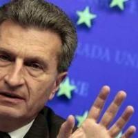 Γερμανός κοινοτικός επίτροπος: Φοβάμαι σοβαρά διάλυση της ΕΕ – ΦΩΤΟ